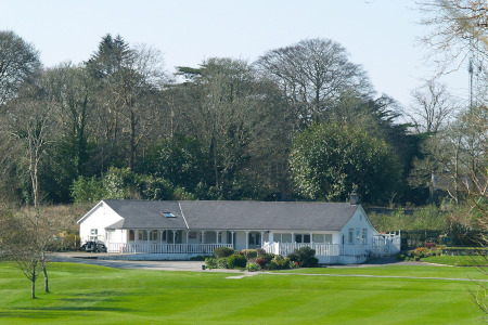 Kenmare Golf Club - Clubhouse