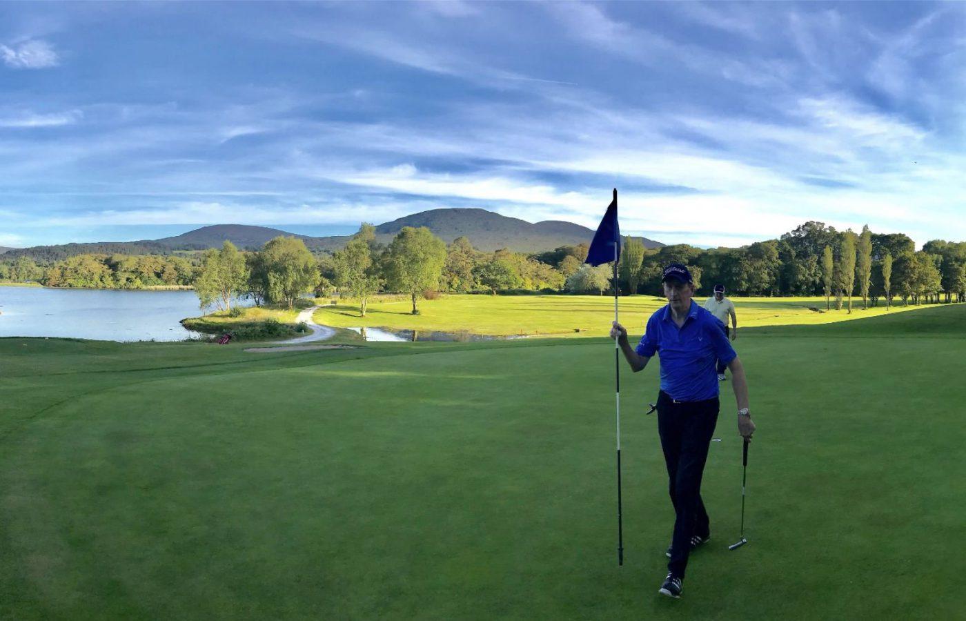 17th Green - Kenmare Golf Club