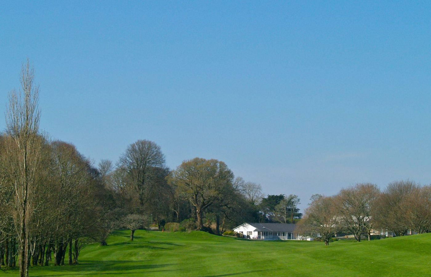 18th Fairway - Kenmare Golf Club